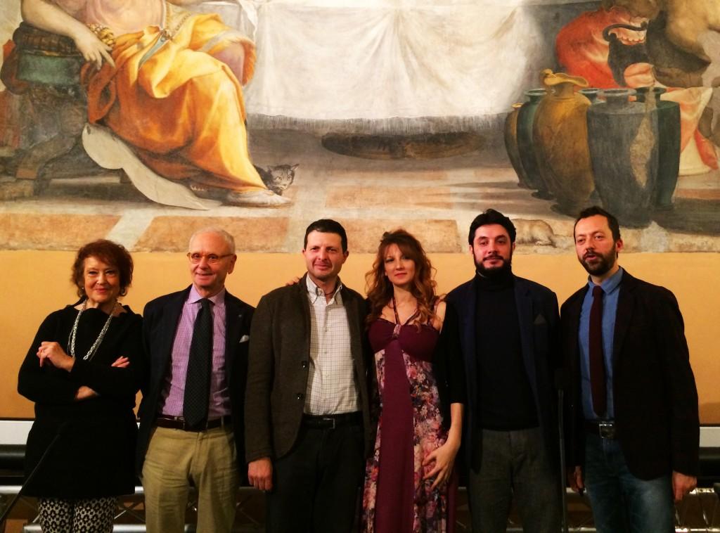 Presentazione a Roma al Pio Sodalizio dei Piceni